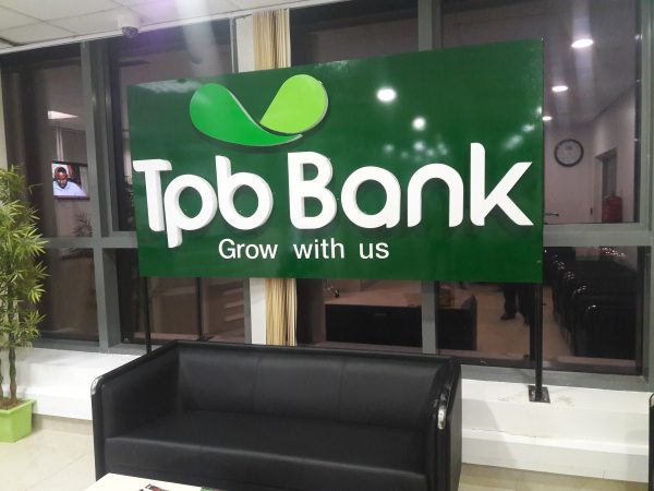 sds tanzania limited printing branding signage for tpb bank plc 9