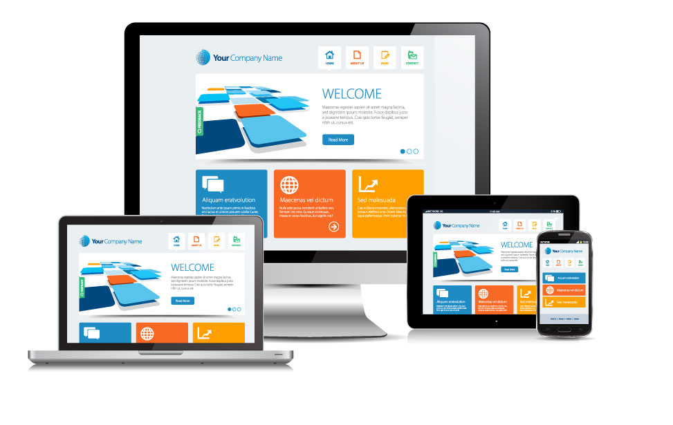 sds limited tanzania responsive website design services