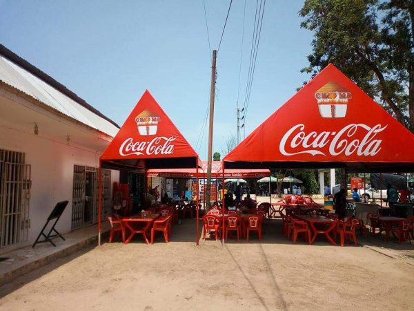 sds tanzania limited branding signage printing coca cola 1