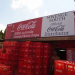 sds tanzania limited outdoor branding signage coca cola 6
